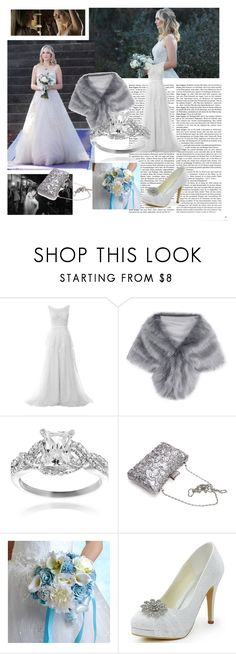 """""""Candice King 3 wedding"""" by only-young-stars ❤ liked on Polyvore featuring CO, Journee Collection and CandiceKing"""