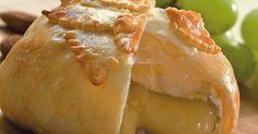 La Saltenña /Queso camembert en camisa