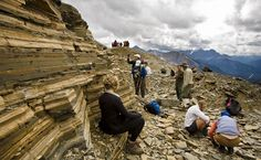 Hold history in your hand with the shale fossils at Yoho National Park | 100 BC Moments