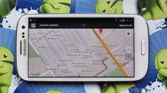 Now the Route to London Olympics lies on your Android – Indoor Google map coverage.