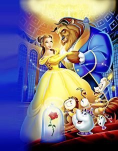 """You've Got to See the First Cast Photo From the Live-Action """"Beauty and the Beast""""  - Cosmopolitan.com"""