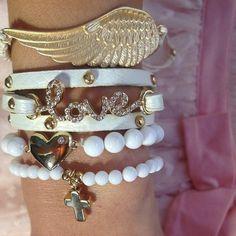 Bracelets chic! (6 images)   GNOSTON — fashion, style and beauty!