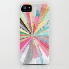 Graphic X iPhone & iPod Case by Mareike Böhmer Graphics - $35.00