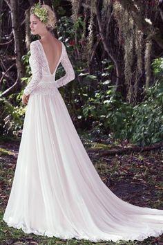 Maggie Sottero Wedding Dress Fall 2016 Deirdre