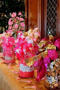 Fun candy display