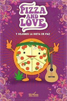 Pizza and love