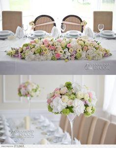 dekoracja stołów weselnych na Stylowi.pl