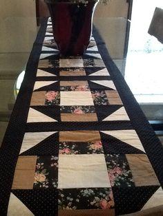 Caminho de mesa - bloco Churndash