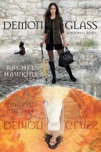 Demon Glass by Rachel Hawkins - 4.5 Stars