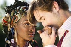 Zulu inspired #africanwedding #lerevereine #weddings
