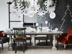 Рождественское волшебство в работах Elkie Brown | Пуфик - блог о дизайне интерьера