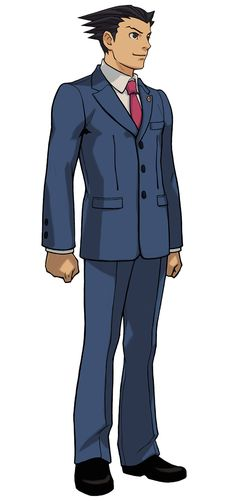 Phoenix Wright   Professor Layton vs. Phoenix Wright: Ace Attorney