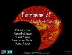 FENOMENUL SF. Cercul Literar Carte-Diem