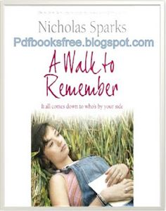 A Walk to Remember Full Audiobook Nicholas Sparks Nicholas Sparks, Books Turned Into Movies, Best Fiction Books, Books To Read, My Books, English Novels, Walk To Remember, Book People, Free Pdf Books