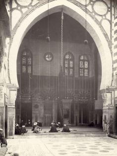 Cairo Mosque (Egypt) Photographic Print