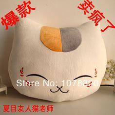 Gratis verzending natsume kat vrienden leraar figers minecraft beddengoed kussen& dining stoel kussen, auto in  van  op Aliexpress.com