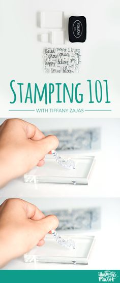 Hello, Tiffany here! I have a confession to make...I am brand new to stamping! Sure, I've used stamps on occasion before, but it has been a very long time. When I received my first Illustrated Faith devotional and kit, I…