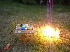 Free Energy June 2015 Ruslan Kulabuhov demonstrating off grid generator Nikola Tesla, Sustainable Energy, Off The Grid, Home Jobs, Arduino, Outdoor Decor, Projects, Free, Youtube