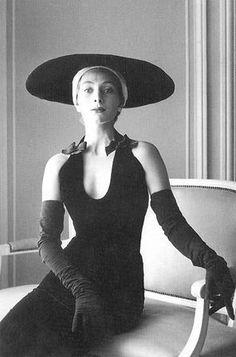 1955 - Christian Dior dress