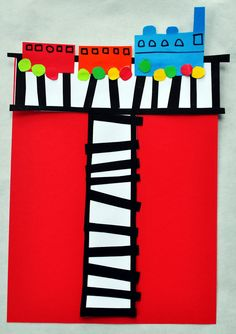 This page is a lot of letter t crafts for kids. There are letter t craft ideas and projects for kids. If you want teach the alphabet easy and fun to kids,you can use these activities. Letter T Activities, Preschool Letter Crafts, Alphabet Letter Crafts, Abc Crafts, Preschool Activities, Letter Tracing, Letter Art, Animal Alphabet, T Is For Train