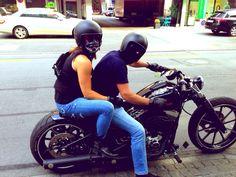 Harley Davidson Breakout Friends Europe