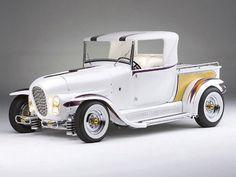 1929 Ford Roadster Pickup Ala Kart