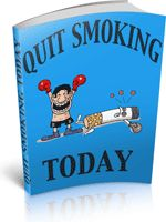 Teach yourself to give up smoking using this informative ebook. The title will arm you with all the correct information regarding quitting smoking and even give helpful tips on dealing with cravings and side effects. - Download for FREE! --> http://freebookoftheday.com/1e.php?li=fbotd-health&b=quitsmokingtoday&p=615