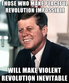 Wise words that our world leaders should remember...