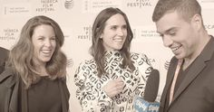 #TRIBECA 2015: #Diply Gets Up Close With #Jennifer #Connelly and 'Aloft' Director Claudia Llosa