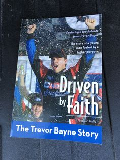 📚 Frank at the Sports Card & Collectibles Show in Woodstock contributed this gift to The Crittenden Automotive Library. This is actually not the first Zondervan book in the collection! Trevor Bayne, Holy Saturday, Ford Motor Company, Scene Photo, Woodstock, Happy Easter, Magazines, Racing, Faith