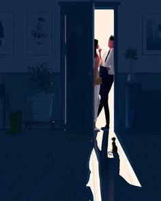 """13.2k Likes, 40 Comments - Pascal Campion Art (@pascalcampionart) on Instagram: """"Firsts... #pascalcampion 2015"""""""