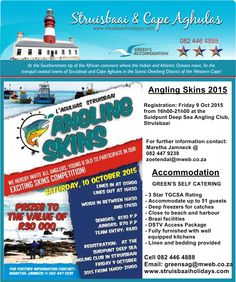 #FishingComoetitions #AnglingSkins #FishingWesternCape #AnglingCompetitions #CatchAndRelease