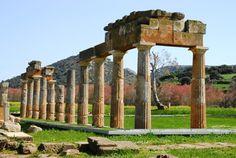 Vravrona Artemis Temple