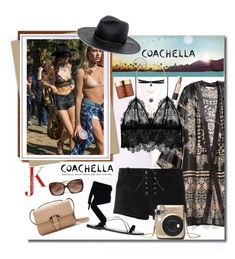 """""""Coachella Valley Music Festival 2017"""" by onesweetthing ❤ liked on Polyvore featuring Calypso St. Barth, Anine Bing, Étoile Isabel Marant, Valentino, Janessa Leone, Chan Luu, Fallon, J.Crew, Tom Ford and Estée Lauder"""
