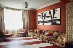 Poodle & Blonde Winter Garden, Room Colors, Poodle, Colorful Rooms, House, Design, Walls, Home Decor, Glamour