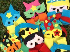 Mascaras de carnaval Decora Educando. www.decoraeducando.com #decoracion #centrosinfantiles #niños