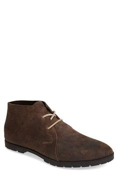Woolrich 'Lane' Water & Stain Resistant Chukka Boot (Men) available at #Nordstrom