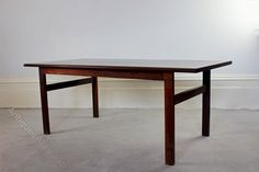 Antiques Atlas - Mid Century Rosewood Coffee Table 1970's
