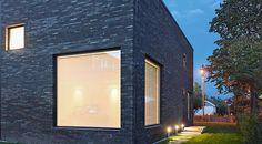 Moderne fasader