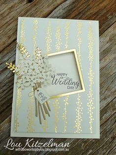 Stampin Up - Beautiful Bouquet