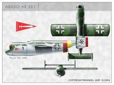 Arado Ar 381 by neuer-geist.deviantart.com on @deviantART