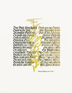 The Berlin Calligraphy Collection: Matthias Gröschke
