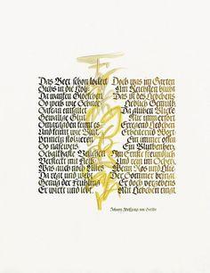 The Berlin Calligraphy Collection: Matthias Gröschke