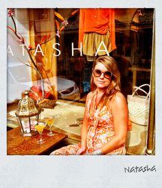 Natasha herself