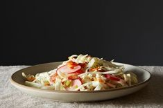 Pancetta Slaw with Chili-Lime Vinaigrette Recipe on Food52 recipe on ...