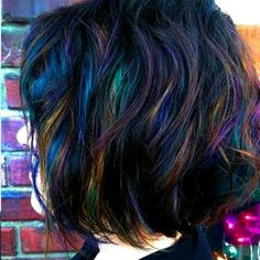 Oil Slick Colors ❤