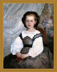 Renoir - Romaine Lacaux                   Cleveland Museum of Art AMAZING