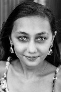 "Saatchi Art Artist Dan Lavric; Photography, ""Gipsy Eyes"" #art"