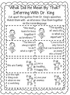First Grade Wow: Historical Figures, MLK and Inventors.  There is a good lesson on MLK Jr. here for first graders.  She has a good example using apples and pointing out that the apple skins are different but each apple has a star inside (cut in the middle of the core).  kindergarten. first and second grade.  homeschool. history. social studies. science.