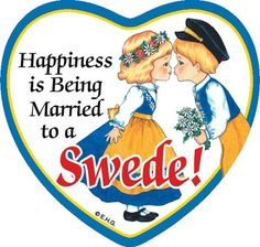 Magnetic Tile: Married to Swede